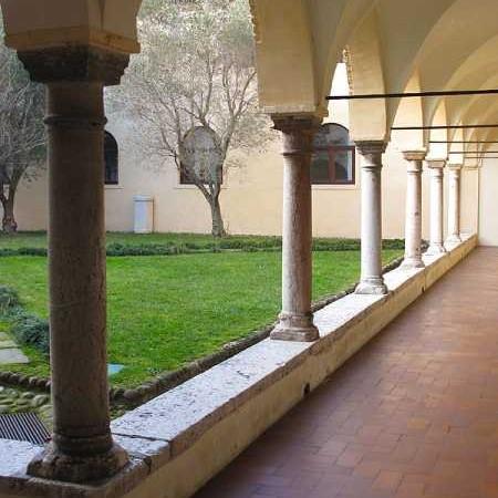 Chiostro frati francescani